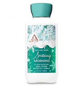 Лосьон для тела Snowy Morning Bath and Body Works