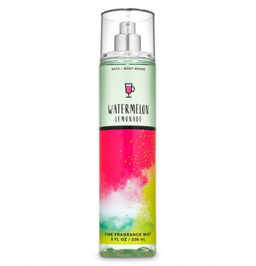 Спрей Watermelon Lemonade от Bath and Body Works