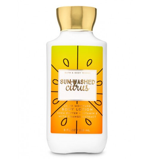 Лосьон для тела Sun-Washed Citrus от Bath and Body Works