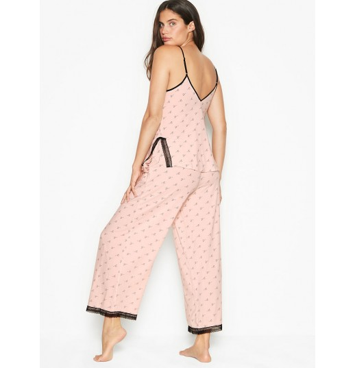 Пижама Victoria's Secret Heavenly by Victoria Supersoft Modal Cami & Pant Long PJ Set