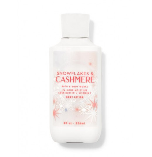 Лосьон Snowflake Cashmere Bath and Body Works