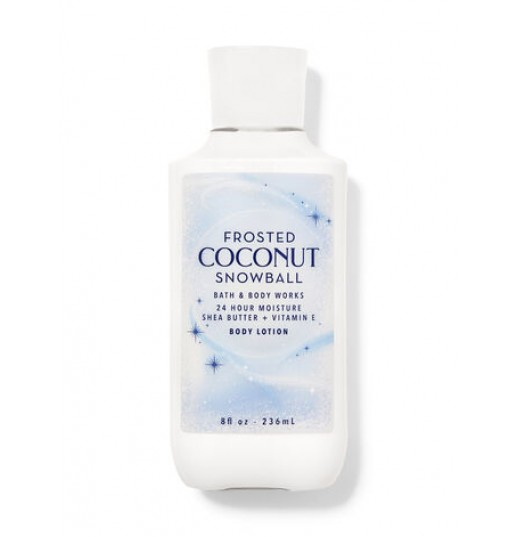 Лосьон для тела Frosted Coconut Snowball Bath and Body Works