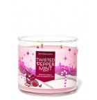 Свеча Twisted Peppermint Bath and Body Works