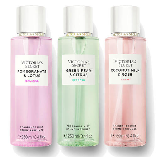 Серия Natural Beauty Botanicals от Victoria's Secret